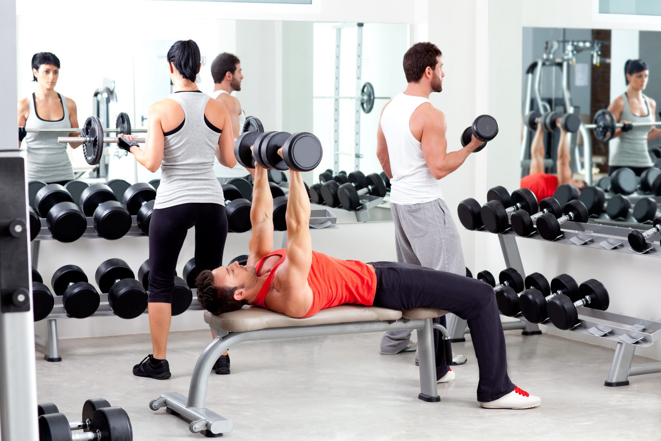 Follow These Suggestions For A Comprehensive Workout Routine