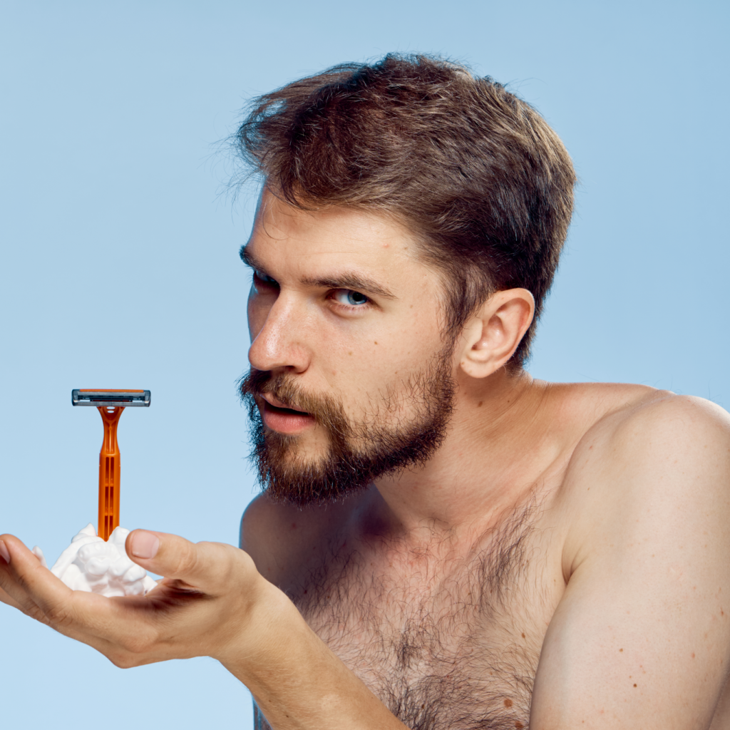 Manscaping- Today's Latest Styles For Discriminating Men